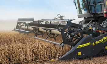 HoneyBee Headers » Farm Implement and Supply, with 2