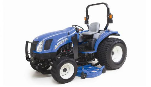 New Holland AG 372GMS » Farm Implement & Supply