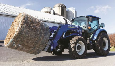 New Holland AG PowerStar 100 » Farm Implement and Supply